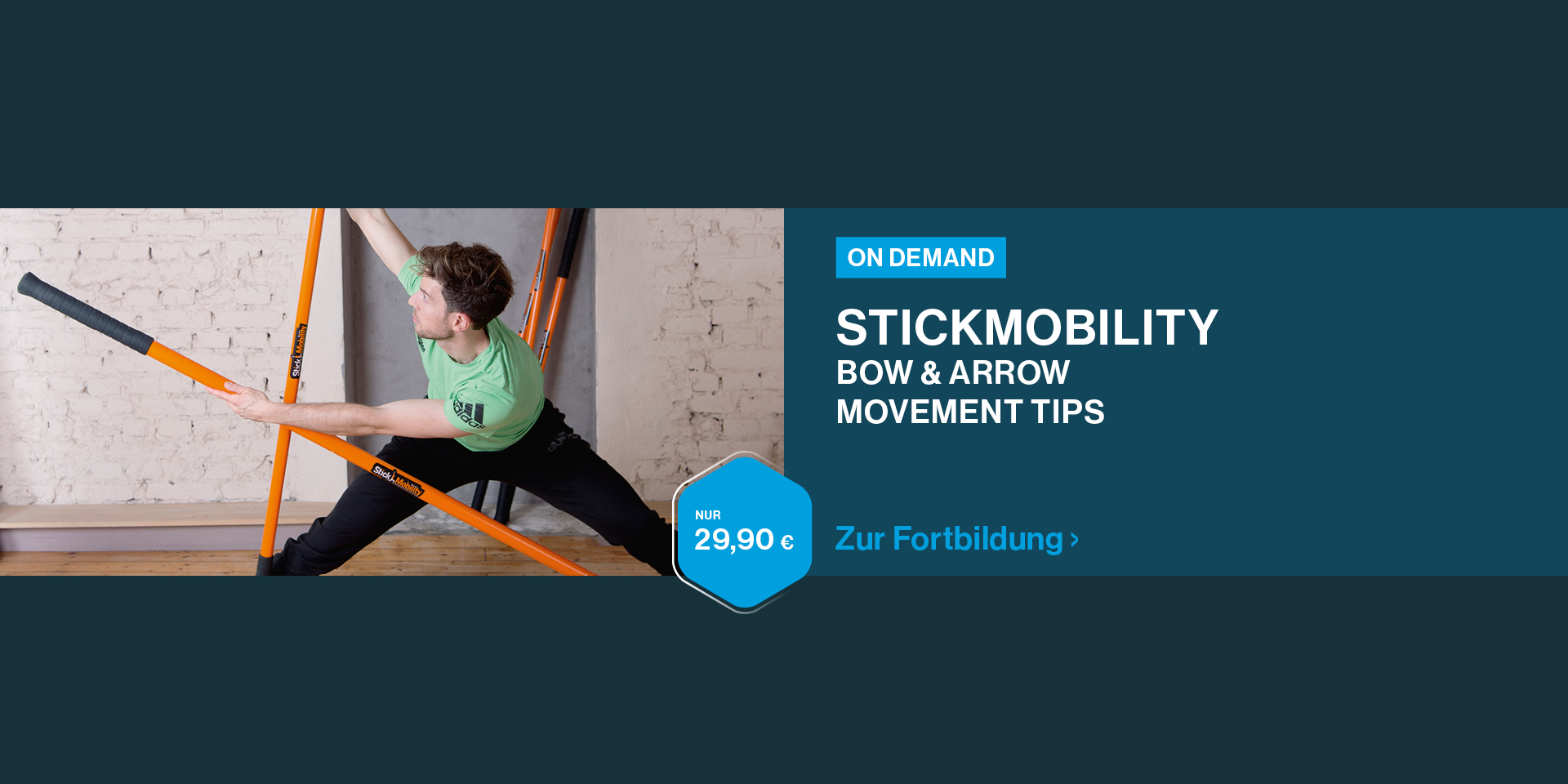 Stick Mobility Bow & Arrow Movement Tips