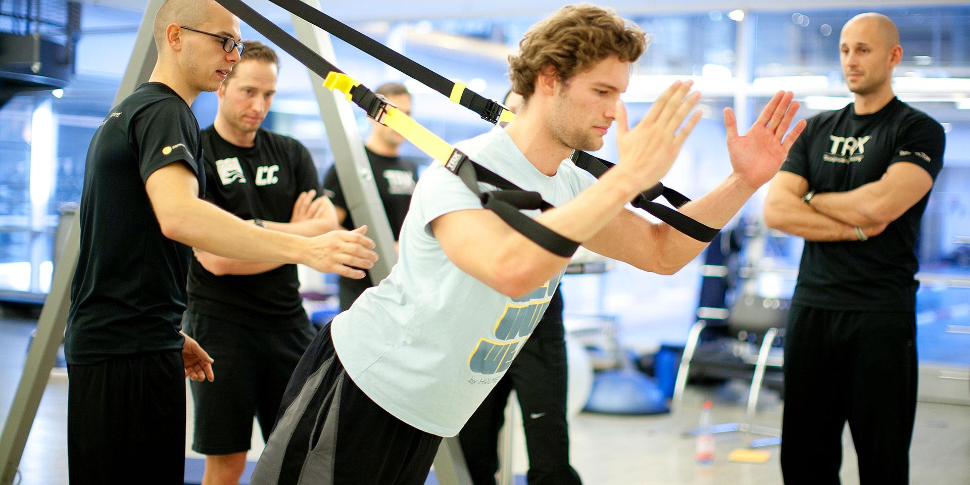 TRX SMSTC - Sports Medicine Suspension Training Course