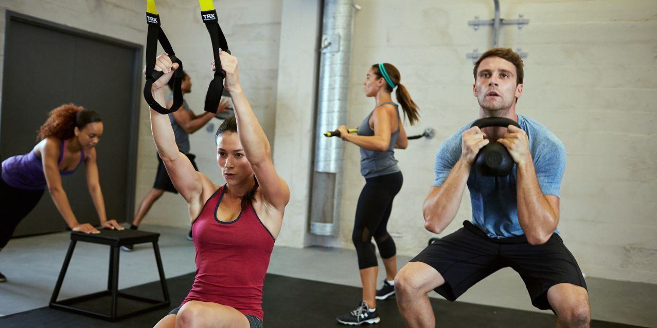 TRX FTC - Functional Training Course