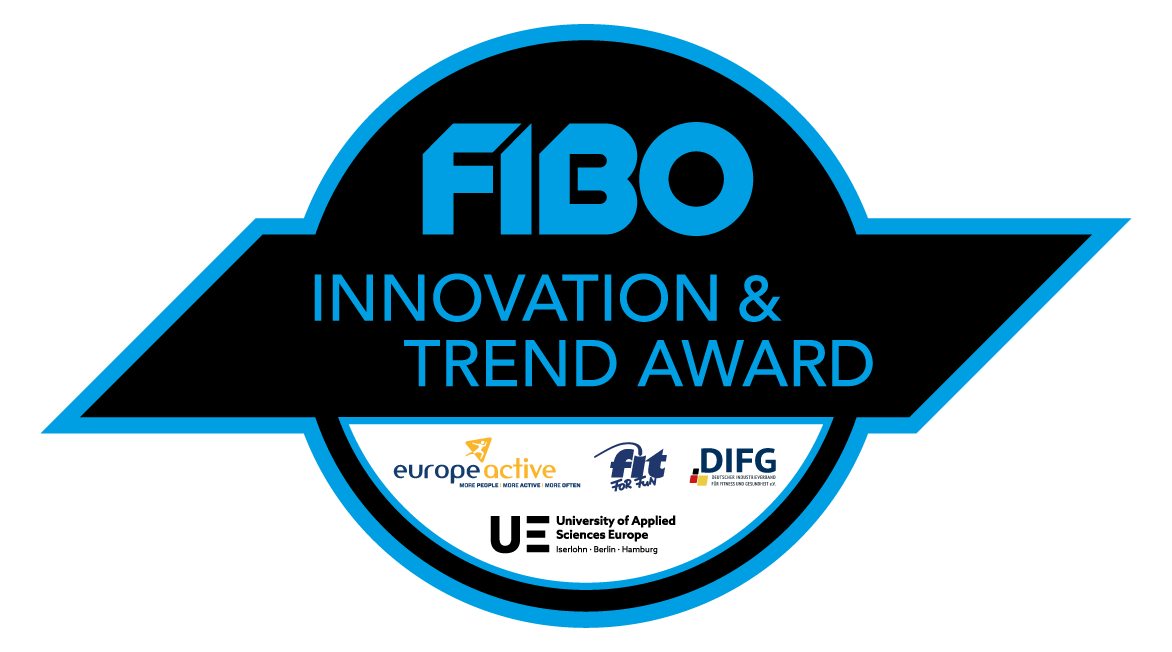 NOMINATED 2018 - FIBO INNOVATION & TREND AWARD